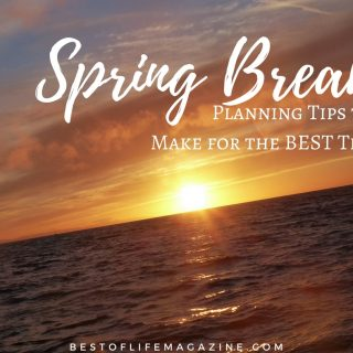 The best spring break planning tips you will find include ideas for families, friends, couples and singles to enjoy this time of year. Spring Break Ideas | Spring Break Trips | Spring Travel Ideas | Travel Tips