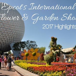 The magic of springtime comes alive every year at Walt Disney World during Epcot's International Flower & Garden show and 2017 was no different. Disney World | Disney Travel Tips | Epcot | Epcot Events | Flower and Garden Show Disney World | Disney World Events