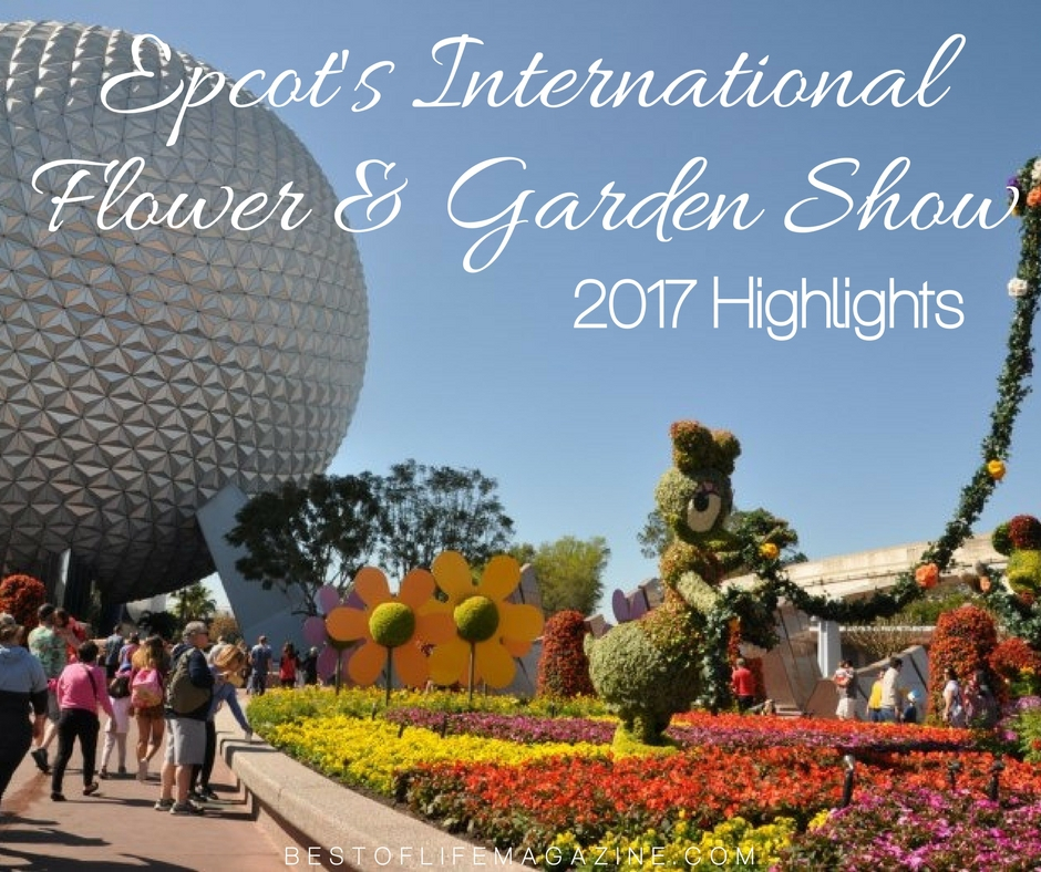 Disney Flower And Garden Show 2017 Best Flowers And Rose