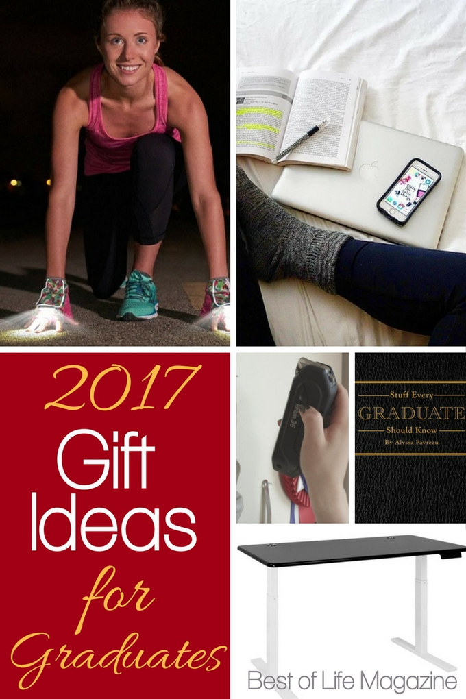 Graduation is coming and it's time you find the perfect gift for the 2017 graduates in your life so they can enter the next chapter of their life. Gift Ideas for Teens | Gift Ideas for Students | Graduation Gift Ideas | What to Buy Students #gifts #graduation