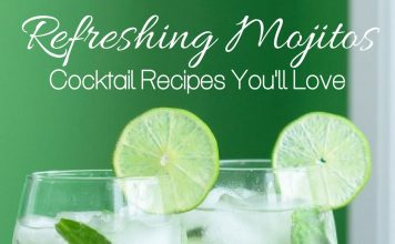 Looking for the most refreshing drinks with rum? You'll find what you're looking for in the best mojito cocktail recipes around.