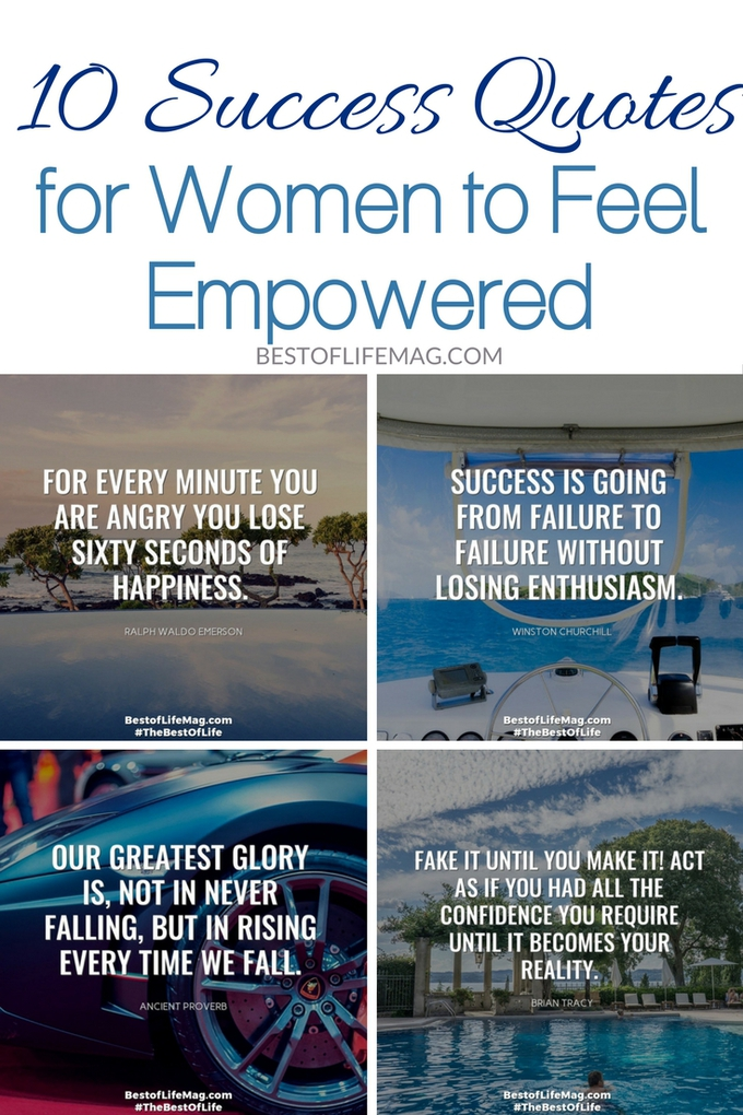 Success Quotes For Women 10 Success Quotes For Women To Feel Empowered  The Best Of Life