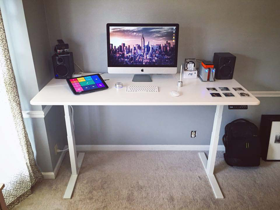 Feel The Health Benefits Of A Sit To Stand Desk By Standing At Autonomous Smartdesk