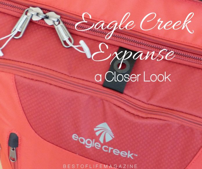 Eagle Creek has introduced the Eagle Creek Expanse line of luggage that is built to last through the travels of even the most adventurous of travelers. Travel Suitcase   Travel Tips   How to Pack for a Trip   What to Pack for a Trip