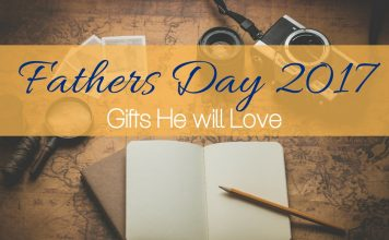 Show dad you love him on Fathers Day 2017 with a little help from toys, gadgets and useful items that could actually mean something.