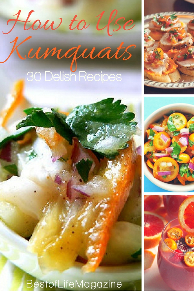 Recipes with kumquats introduce the world to a fruit that isn't as well known as the others but just as delicious as them all. Kumquat Recipes | Recipes with Fruit | Healthy Recipes #fruit #recipe via @amybarseghian