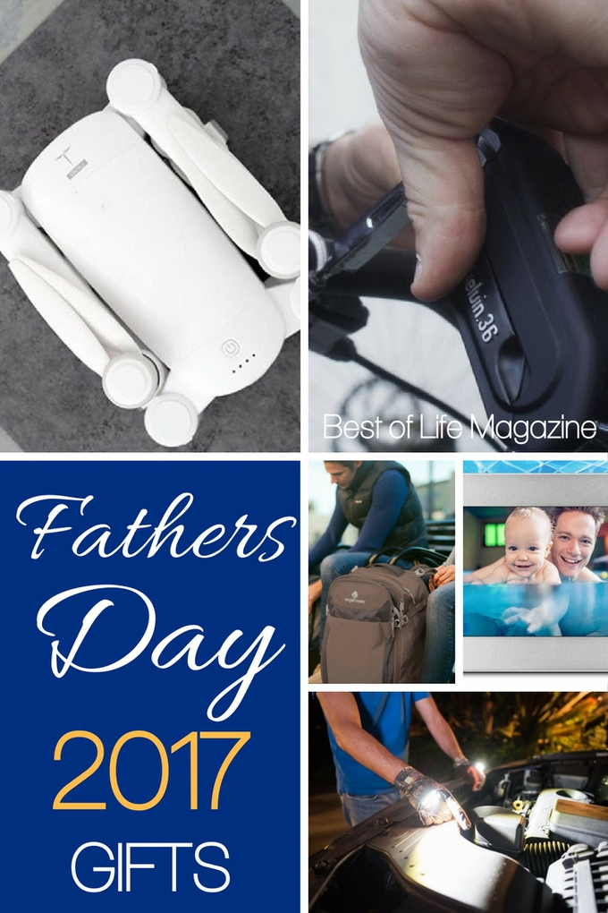 Show dad you love him on Fathers Day 2017 with a little help from toys, gadgets and useful items that could actually mean something. Gift Guide | Gift Ideas for Dad | Father's Day Gifts | Dad Gifts #fathersday #gifts