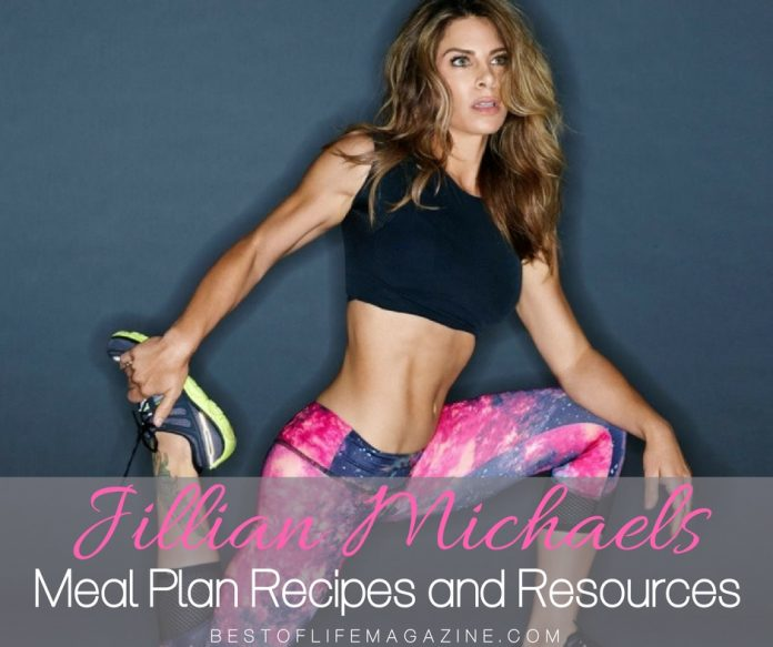 Jillian Michaels Meal Plan Recipes And Resources