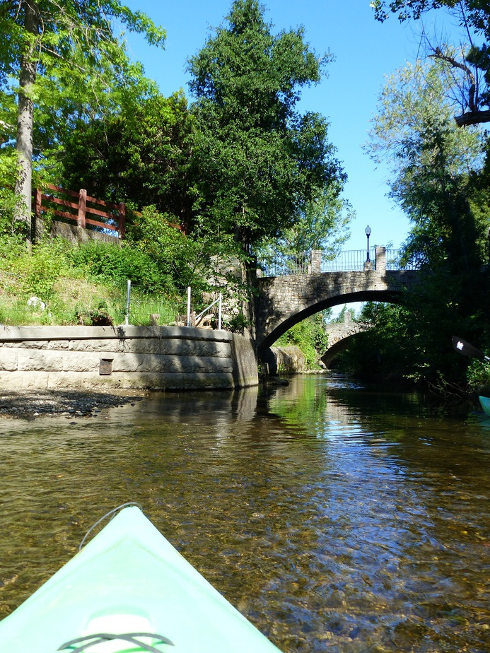 When you kayak Napa River, you take in Downtown Napa from a different perspective offering a deeper appreciation for the popular wine lover destination.