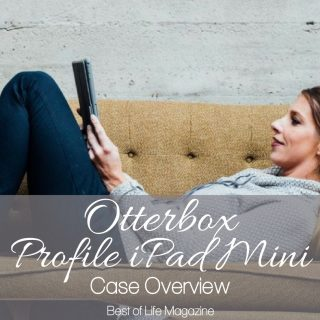 The Otterbox Profile iPad Mini case is one of the best cases you can find for your iPad Mini and is a prime example of why Otterbox is so popular. Otterbox Case for iPad Mini | iPad Mini Case | Otterbox Profile Case | Otterbox Case Review