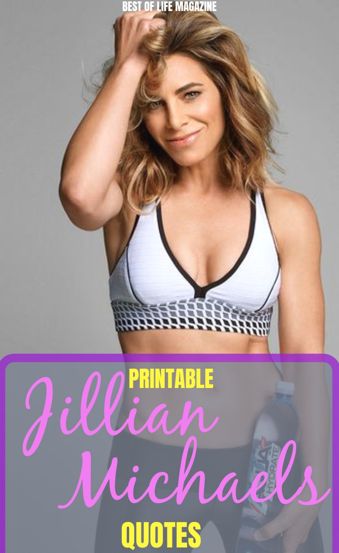 These printable Jillian Michaels Quotes from Ripped in 30 are easy to download, print, and keep handy for those moments of weakness we all face! Workout Quotes | Quotes About Fitness | Quotes for the Gym | Motivational Quotes | Inspirational Quotes | Funny Quotes #quotes #jillianmichaels