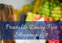 It can be hard to find the best dairy free snacks. Now you can find them two ways: on Amazon and with a printable shopping list for the store! Dairy Free Shopping List | What to Eat Dairy Free | How to Be Dairy Free | Dairy Free Diet Tips