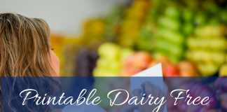 It can be hard to find the best dairy free snacks. Now you can find them two ways: on Amazon and with a printable shopping list for the store! Dairy Free Shopping List   What to Eat Dairy Free   How to Be Dairy Free   Dairy Free Diet Tips