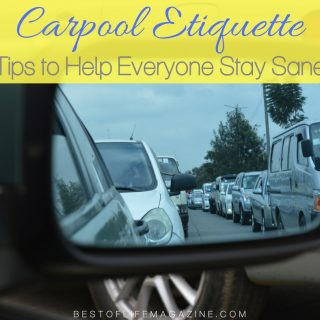 Is carpool etiquette really possible? Yes, it is and it starts with a few simple steps to make the entire process work smoothly.