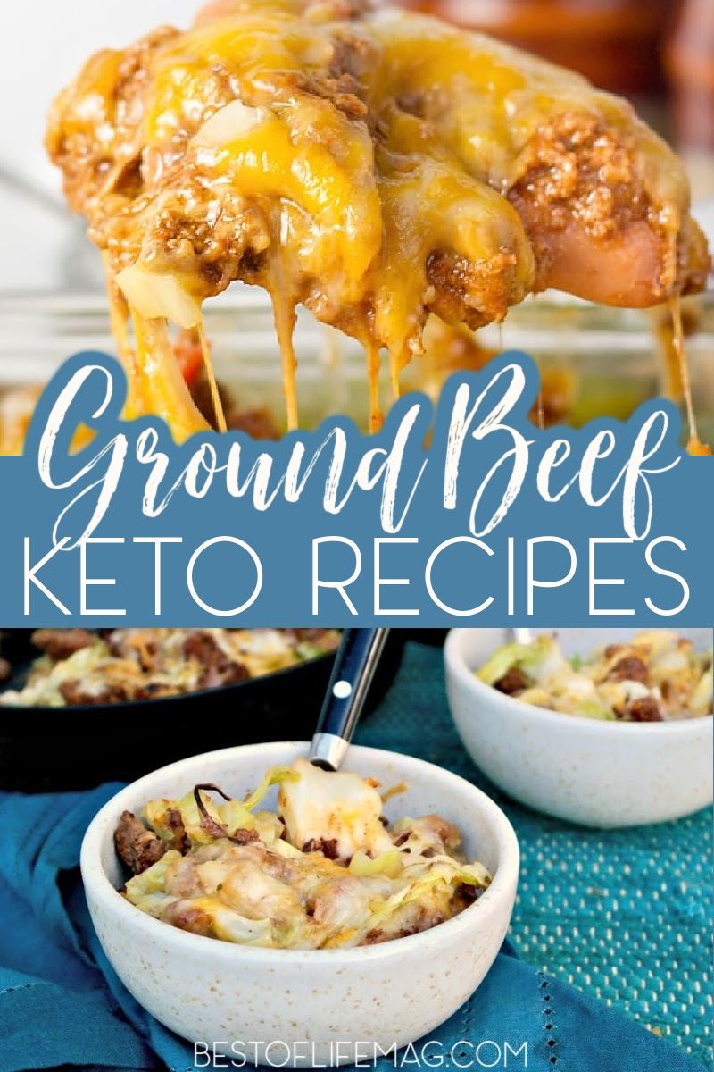 Easy keto recipes with ground beef will help you be successful with your keto diet and low carb lifestyle. Keto Ground Beef Ideas | Low Carb Ground Beef Ideas | Keto Recipes with Ground Beef | Low Carb Ground Beef Recipes | Ground beef Low Carb | Keto Dinner Recipes | Low Carb Recipes | Meal Prep Recipes with Ground Beef #keto #lowcarbrecipes via @amybarseghian