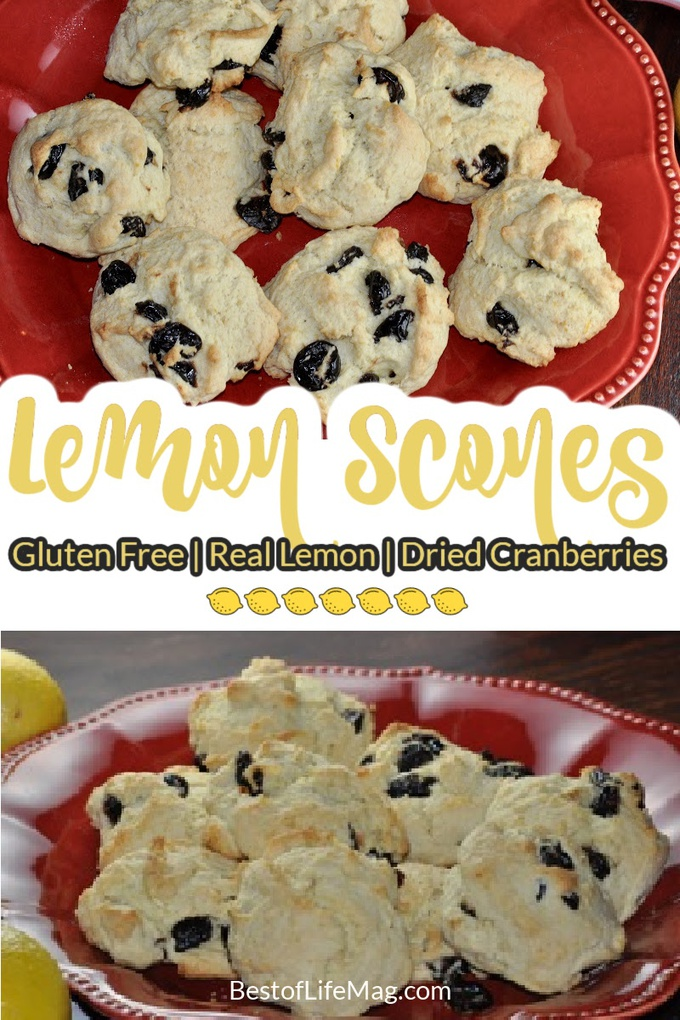 This gluten free lemon scones recipe from The Inn on First in Napa, is light and refreshing and is an easy dessert recipe. Gluten Free Scone Recipes | Lemon Scones Recipes | Fruit Scones Recipe | Breakfast Recipes | Healthy Dessert Recipes | Gluten Free Breakfast Recipes | Gluten Free Snack Recipe #glutenfree #dessertrecipes via @amybarseghian