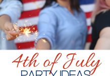 4th of July party ideas can help you decorate your home, cook some great food, and celebrate the holiday in the best way possible with family and friends.