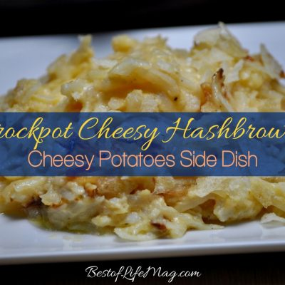 This recipe for Crockpot cheesy hashbrowns is the perfect cheesy potatoes side dish. Plus, they're so easy to make you'll love making them too! Easy Breakfast Recipes   How to Make Hashbrowns   Hashbrown Recipes   Quick Hashbrown Recipe with Cheese