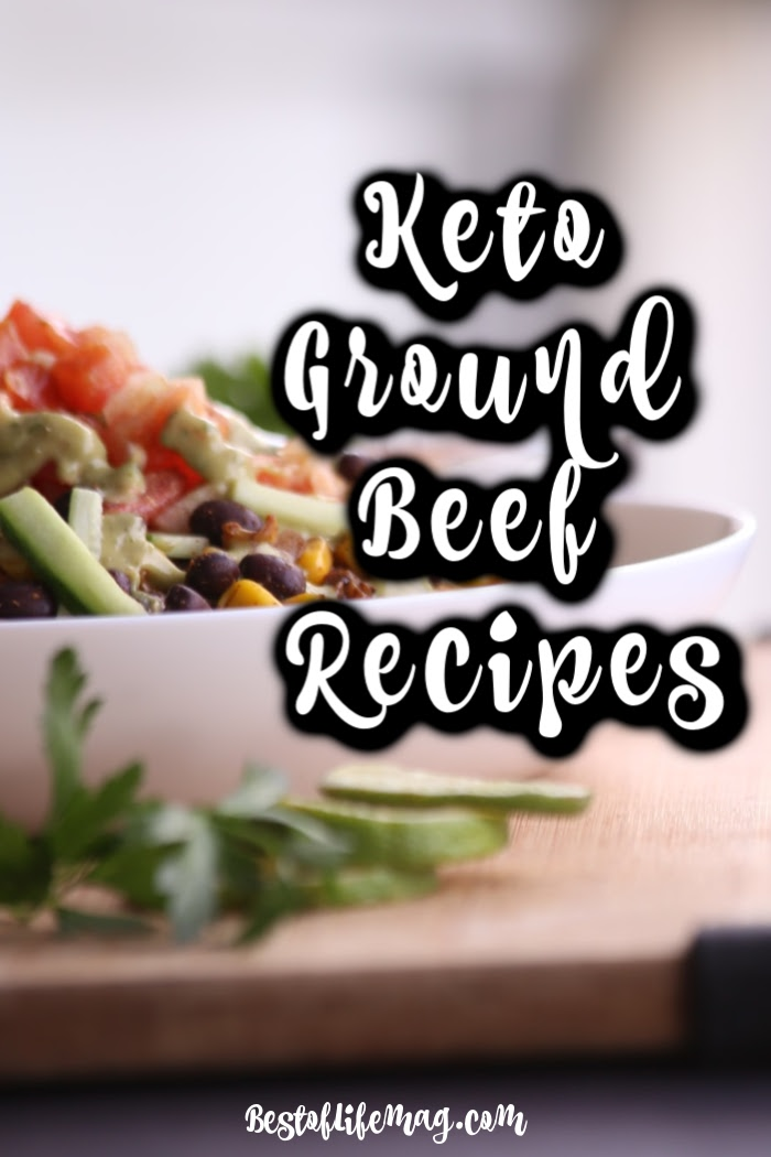 Ground beef is a popular meat used most commonly in homes all across the US so you'll need some easy keto recipes with ground beef to stay on a keto diet. Keto Ground Beef Ideas | Low Carb Ground Beef Ideas | Healthy Keto Recipes | Easy Keto Recipes | Low Carb Recipes with Ground Beef #keto #lowcarb