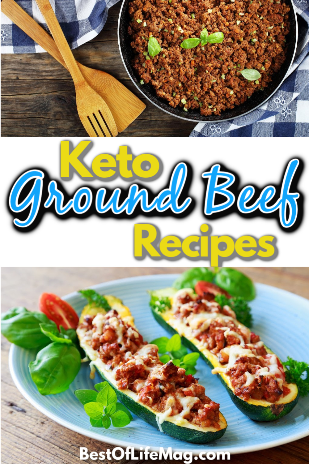 Ground beef is a popular meat used most commonly in homes all across the US so you'll need some easy keto recipes with ground beef to stay on a keto diet. Keto Ground Beef Ideas | Low Carb Ground Beef Ideas | Healthy Keto Recipes | Easy Keto Recipes | Low Carb Recipes with Ground Beef #keto #lowcarb via @amybarseghian