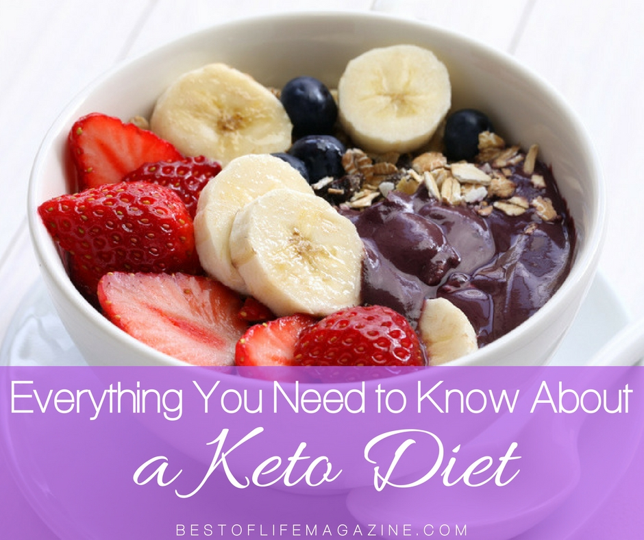What is a Keto Diet? (How Many Carbs Can you Eat?) - The ...