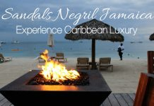Experience casual, barefoot, Caribbean luxury at Sandals Negril Resort with the best Caribbean travel tips that will enhance your experience. What is Sandals Negril Jamaica | Where to Stay in Jamaica | Jamaica Travel Tips