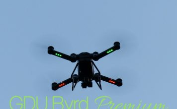 The GDU Byrd Premium Drone is a solidly built drone that delivers quality from the moment it is unboxed. With its unique look, it is guaranteed to garner attention when you fly it.