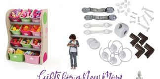 Finding gifts for a new mom can be hard! This list is sure to have something for everyone to enjoy. Even things that she might not know she needs!