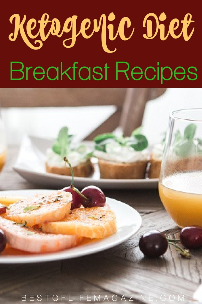 Starting your day with an amazing ketogenic diet breakfast recipe can help you stay on track with your diet throughout the rest of the day. Keto Breakfast Recipes | Low Carb Breakfast Recipes | Healthy Breakfast Recipes | Ketogenic Recipes #breakfast #keto via @amybarseghian