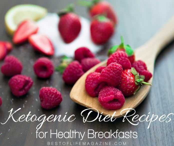 Starting your day with an amazing ketogenic diet breakfast recipe can help you stay on track throughout the rest of the day.