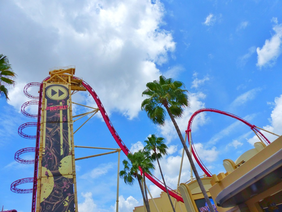 If you only have a day or two to make the most of the eats and rides at Universal Orlando, these are your must do rides at Universal that can be done in one long day or two shorter days. Things to do at Universal Orlando | What Rides are at Universal Orlando | Universal Orlando Rides List | Universal Orlando vs Hollywood