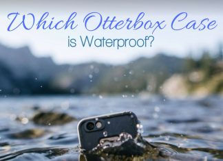 The Preserver Otterbox case is waterproof but you can't find it on the market anymore, at least not without a little help from Lifeproof. Otterbox Cases | Smartphone Cases | Best Smartphone Cases | Tablet Cases | Drop Proof Phone Cases | Best Phone Cases | Best Tech Gifts