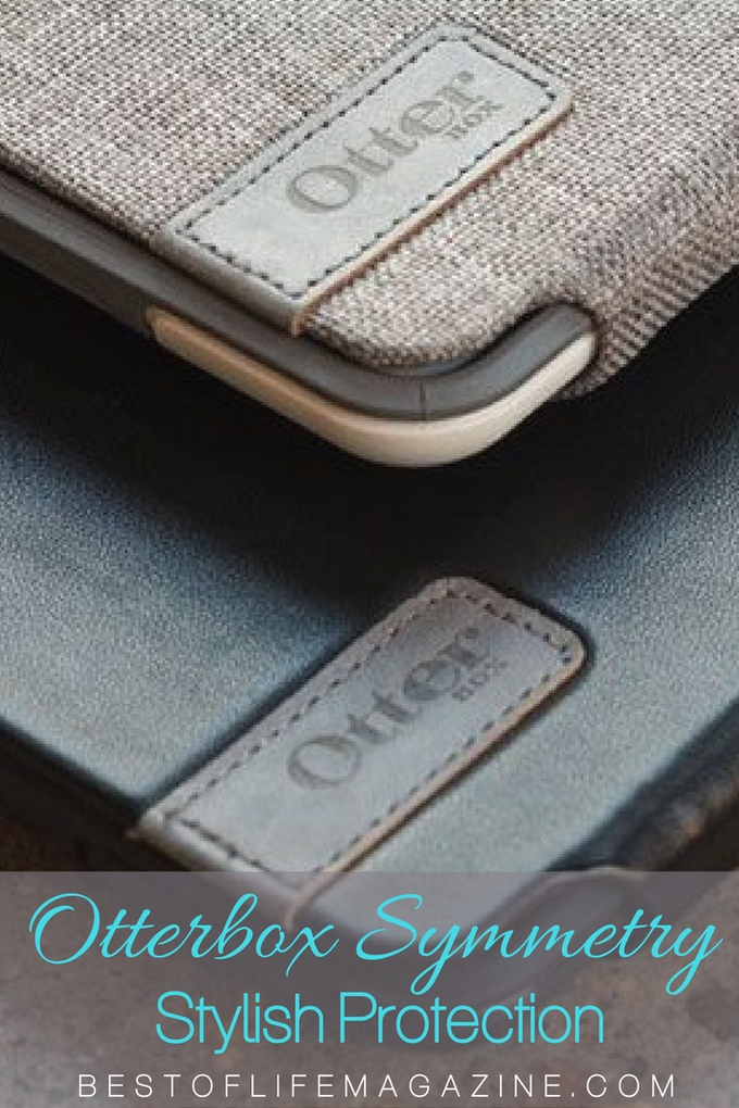 The Otterbox Symmetry Series iPad Mini case is a line of stylish protection for our tablets that keeps them whole even after a drop. Otterbox Review | Otterbox Symmetry Tips | Otterbox Case for Style #otterbox #tech