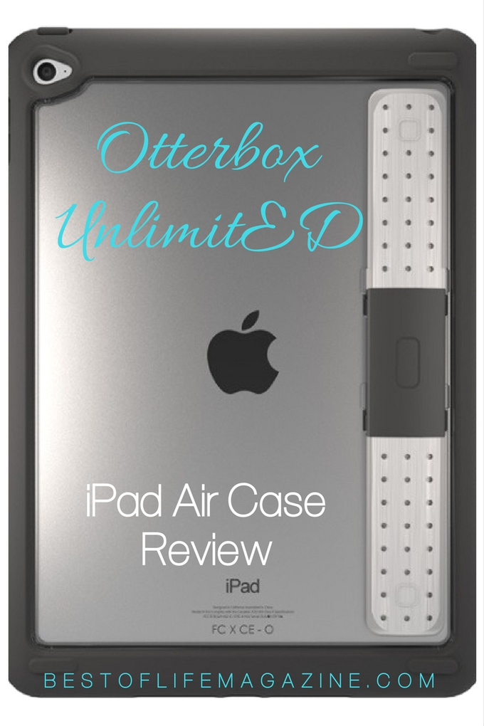online retailer 05728 4f0f2 Otterbox UnlimitEd for iPad Air 2 and iPad Air - The Best of Life ...