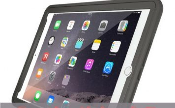 The Otterbox UnlimitEd for iPad Air 2 and iPad Air is designed to completely protect your device from life's many accidents.