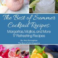 Summer Cocktail Recipes: Margaritas, Mojitos, and More eBook