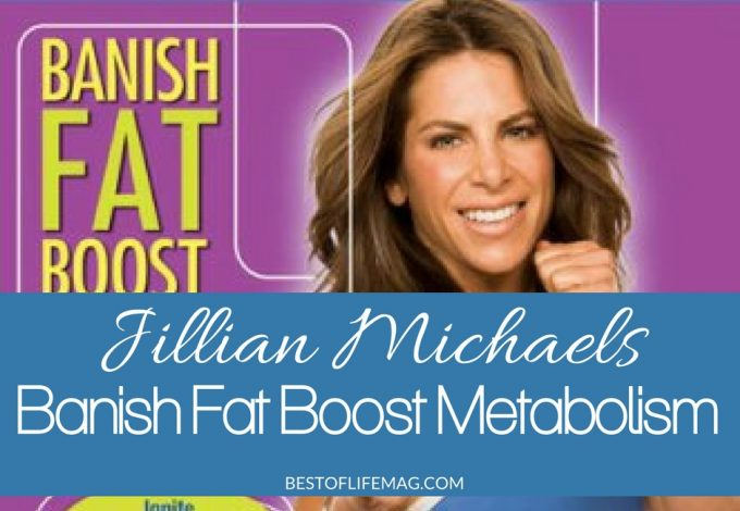 Jillian Michaels Banish Fat Boost Metabolism is a great cardio workout without any equipment needed! You can do a great workout at home in just 45 minutes. Jillian Michaels Workouts | Jillian Michaels Fitness Plan | Jillian Michaels Exercise Rotation Plan