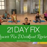 The 21 Day Fix Lower Fix workout is an effective at home workout that contains some cardio and LOTS of lower body exercises to get you in shape fast! 21 Day Fix Lower Fix Review | 21 Day Fix Workouts | 21 Day Fix Workout Review | Lower Body Workouts