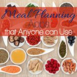 "Get a little help cooking every day from meal planning apps that answer the age-old question, ""What's for dinner?"" with ease. How to Plan Meals 