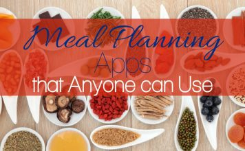 """Get a little help cooking every day from meal planning apps that answer the age old question, """"What's for dinner?"""" with ease."""