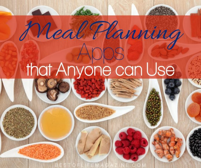 "Get a little help cooking every day from meal planning apps that answer the age old question, ""What's for dinner?"" with ease."