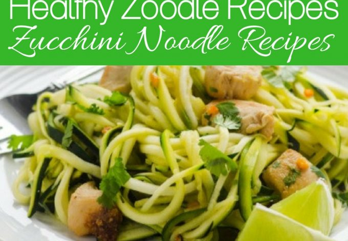 Zucchini noodle recipes are a great way to eat healthier, feel better and still enjoy those usually heavy noodle dishes without the guilt. What are Zucchini Noodles | How to Make Zucchini Noodles | Are Zucchini Noodles Healthy | How to Make Zoodles