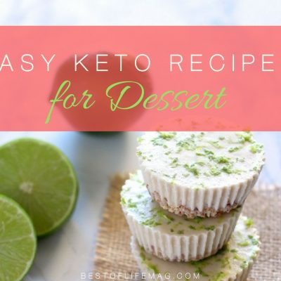 Easy Keto dessert recipes can help ensure that you don't stray from your diet just because your sweet tooth is acting up again. Ketogenic Dessert Recipes | Keto Recipes | Low Carb Dessert Recipes | Low Carb Recipes