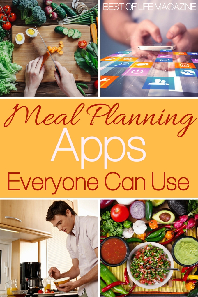 "Get a little help cooking every day from meal planning apps that answer the age-old question, ""What's for dinner?"" with ease. Meal Planning Tips 