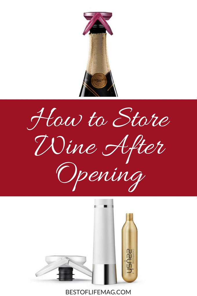 Drinking an entire bottle of wine in one sitting may not always be feasible. Learn how to store wine properly so you can enjoy even the most expensive bottle of wine one glass at a time. Wine Tips | Wine Storage Tips | Wine Down #wine