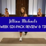 The Jillian Michaels 6 Week Six Pack system is tough, like all of her programs, but the results are undeniable. You'll be surprised how much you can do! Jillian Michaels Workouts | Jillian Michaels Six Pack Workout | How to Get a Six Pack | Six Pack Workouts
