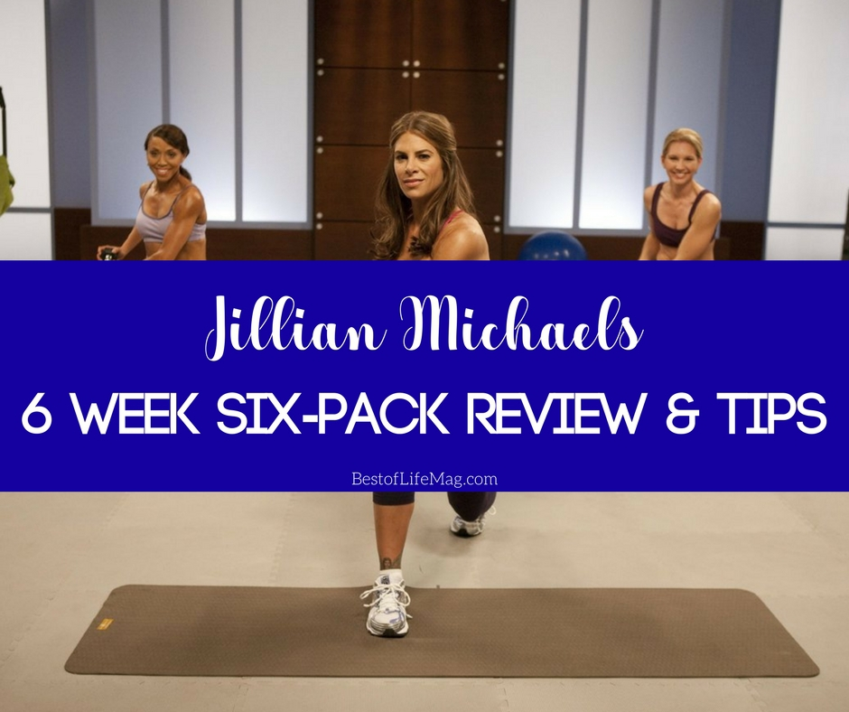The Jillian Michaels 6 Week Six Pack system is tough, like all of her programs, but the results are undeniable. You'll be surprised how much you can do! Jillian Michaels Workouts   Jillian Michaels Six Pack Workout   How to Get a Six Pack   Six Pack Workouts