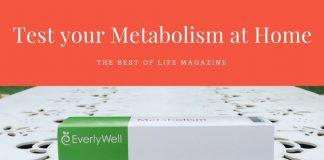 Ever wonder if your metabolism is too fast, changing, or too slow? Get answers with easy at home metabolism testing with EverlyWell. How to Test your Metabolism | Speed up Metabolism | Why is my Metabolism Low | Low Metabolism Side Effects