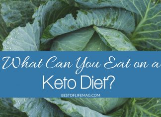 Figuring out what you can eat on a keto diet can be tough if you are just starting out. It can be helpful to know what you can eat on a ketogenic diet!