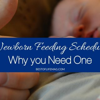 Establishing a feeding schedule for a baby is one of the most important steps you will take in building the foundation of behavior management in your home. How to Feed a Baby | Parenting Tips | Tips for New Parents | What is a Feeding Schedule | Does a Baby Need a Feeding Schedule